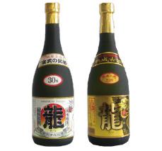 金武酒造「琉球泡盛 龍」