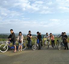 屋我地島レンタサイクリング