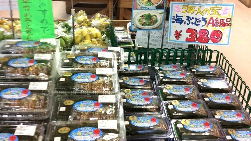 沖縄,海ぶどう,特産品