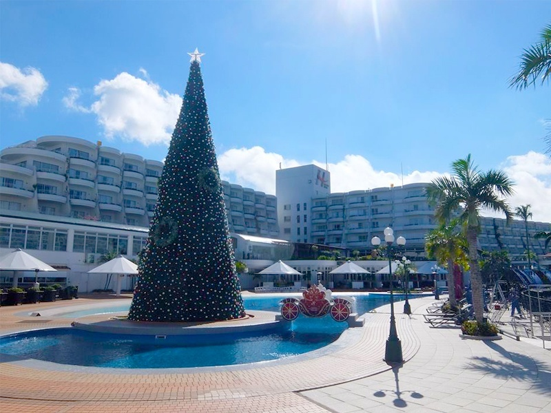 沖縄,かりゆし,ビーチリゾート,オーシャンスパ,ホテル